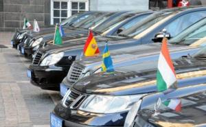 Mobil-Kedutaan