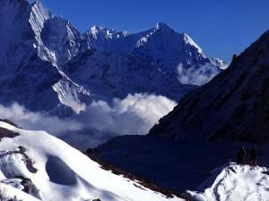 Pegunungan Salju
